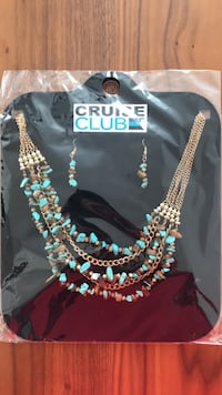 Brand new Jewelry set Greater Vancouver, V8E