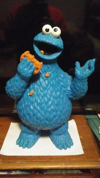 Sesame Street Cookie Monster Toronto, M1E 2N1