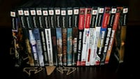assorted Sony PS2 games St. Catharines, L2R 2B5