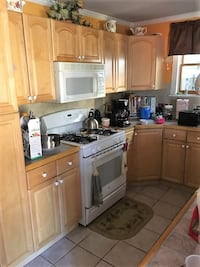 Stove and Microwave  Smithtown