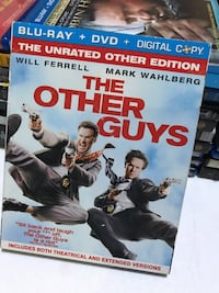 The Other Guys Blue Ray Birmingham, 35205