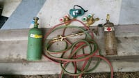 Come with two types oxygen tank and gas tank excel District Heights, 20747