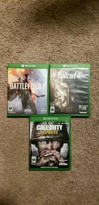 Xbox One Games Bowling Green, 43402