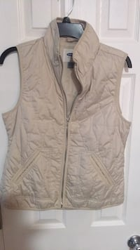 Small petite quilted vest Harpers Ferry, 25425