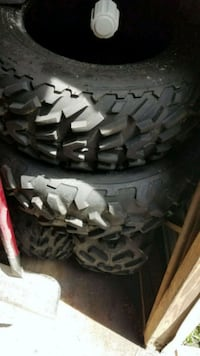 4 wheeler tires. Size is 24  sorry no rims Port St. Lucie, 34952