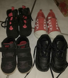 Boys shoes size 8