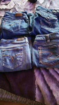 Assorted Jeans