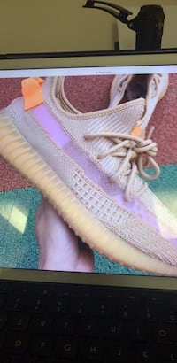 Yeezy Boost 350 pre order on clays truforms and hyperspace all sizes available release date is 16thonce you pay me and give me your size I'll get them for you and deliver them... Germantown, 20874