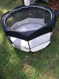 black and white pet bed Inverness, 34453