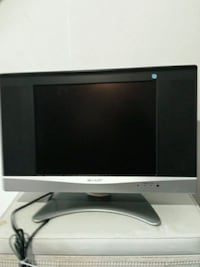 "12"" LCD Color TV 19 mi"