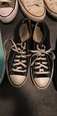 pair of black Converse All Star low-top sneakers Phoenix, 85016