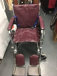 Wheelchair good condition , medical wheelchair, adult ,  New York, 11220
