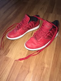 Red pair of Jordan's size 12 Redmond, 97756