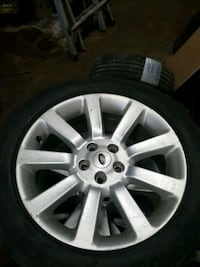 20 inch Range rover land rover  Mississauga