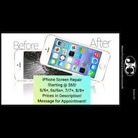 iPhone Screen Repair Starting @ $65!  Albuquerque