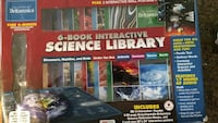 Science Library toy set Bethesda, 20817