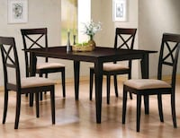 Cappuccino dining set San Leandro, 94579