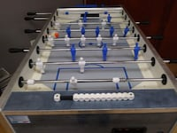 Garlando Outdoor Foosball Table TRENTON