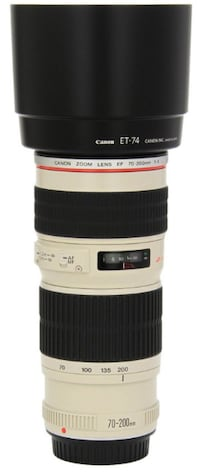 ZOOM canon 70-200 ULTRASONIC null