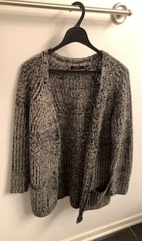 Salt & Pepper cardigan