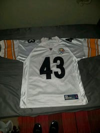 Pittsburgh Steelers Troy Polamau Reebok onfield je Baltimore, 21213