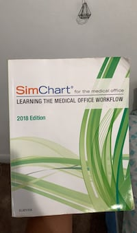 Sims chart for medical office book