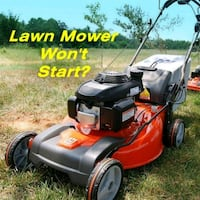 ••REPAIRS Lawn Mower & Garden Equipment, Blade Sha Pearland