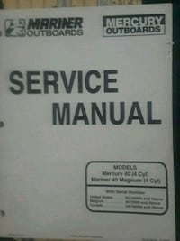 Mercury Service Manual Burleson, 76028