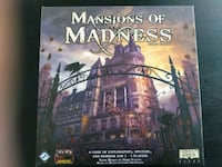 Mansions of Madness 2nd Edition  San Francisco, 94103