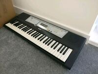 black and white electronic keyboard Greater London, E4 9EF