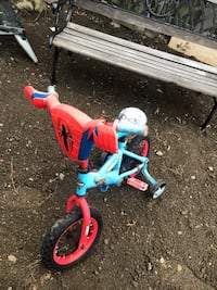 Toddler's blue and red kick scooter Mississauga, L5N