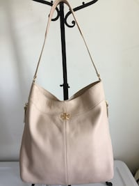 Tory Burch Pink Leather Bag Burnaby, V5C 2J9