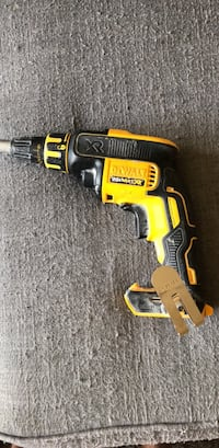 yellow and black DeWalt cordless power drill Columbus, 43228