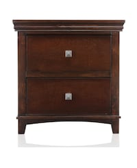 2 Drawer Nightstand Los Angeles, 90012