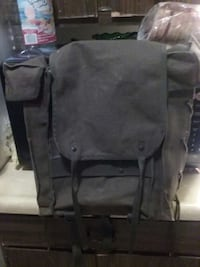 German military pannier backpack Story City, 50248