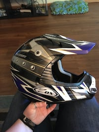 Small ATV/Dirt bike helmet  Milwaukee