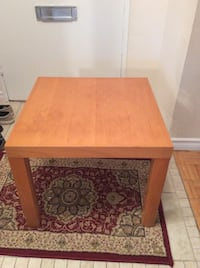 Table 21.5 inch length,and 21 inch width  Toronto, M2R