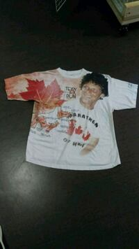 Terry Fox shirt Vancouver, V6E 0A7