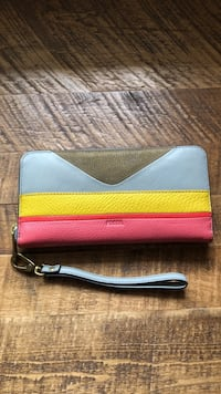 Fossil leather wallet Toronto, M1C 2G2