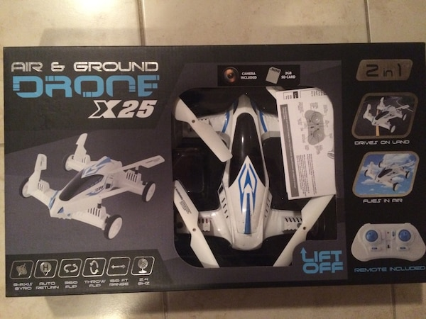 X25 Drone 681ee28f-71bc-40fe-b5be-87a6cd4c368f