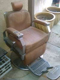 Old barber chair Desert Hot Springs, 92240