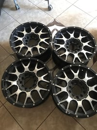 Rims 20s Houston, 77055