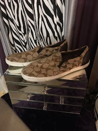 Coach Loafer, 8.5