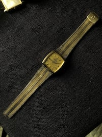 Omega gold watch Mississauga, L5L 1L4
