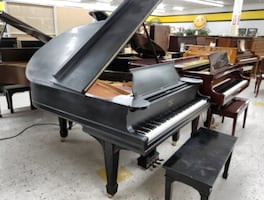 "Steinway ""O"" Grand Piano - Reconditioned"