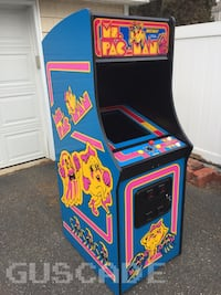 Ms. Pac-Man Arcade Machine MINT NEW Full Size Plays Several Classics Melville, 11747