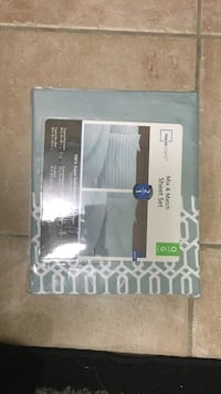 Mainstays Mix and Match sheet set box New Westminster, V3L 5L7
