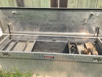 Stainless steel truck saddle box Winnipeg, R2L 0X1