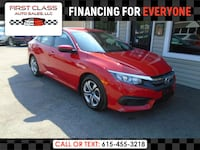 Honda Civic Sedan 2016 Goodlettsville