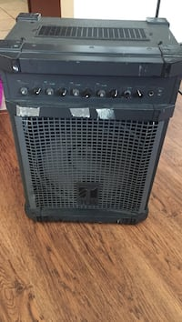TAO Amplifier/Speaker/ mixer. Has some cosmetic issues but works great   Lynchburg, 24502